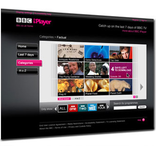 BBC i-player