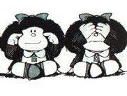 Mafalda, ver, oir