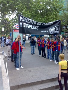Pasillo Calle 13