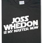 camiseta Joss Whedon