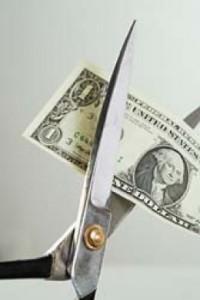 recorte de gastos