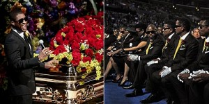 funeral Michael jackson