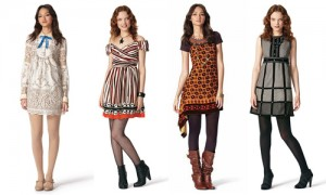 anna sui for Gossip Girl