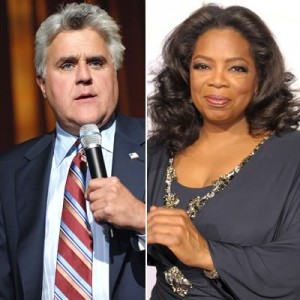 Oprah and Leno